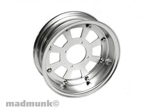 10 INCH X 3.5J ALLOY WHEEL FM0006211S
