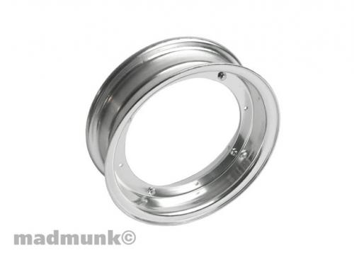 KEPSPEED 10IN RIMS FLAT POLISHED FINISH 2.75J