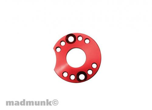 RED ALLOY CARB SPINNER