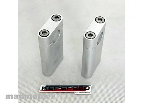 KP ALLOY RISERS 100MM