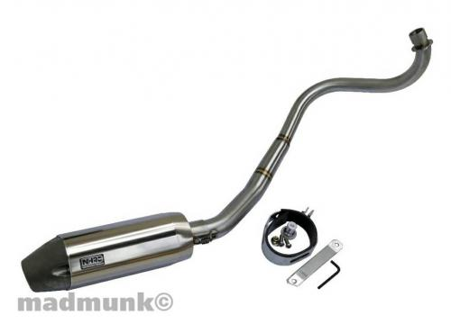NHRC PERFORMANCE EXHAUST