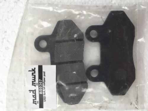 BRAKE PADS FOR KEPSPEED USD FORK BRAKE CALIPER