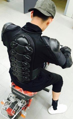 BODY ARMOUR AGE 10