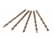 COBALT HSS TWIST DRILL BITS 6.5MM 10PC SET