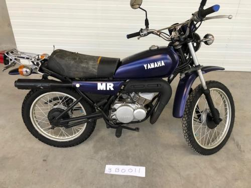 1979 YAMAHA MR50     3T2-014963