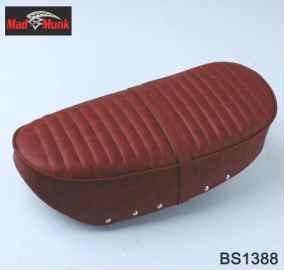 DX 12V   SKIN PATTERN BROWN SEAT