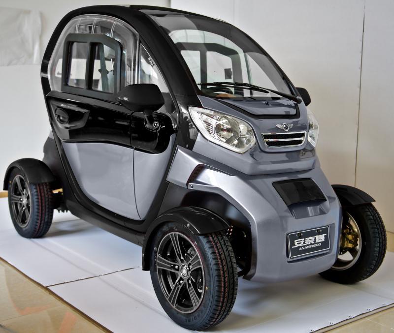 electric 4 wheel 2 seater car 45km per hour. Black Bedroom Furniture Sets. Home Design Ideas
