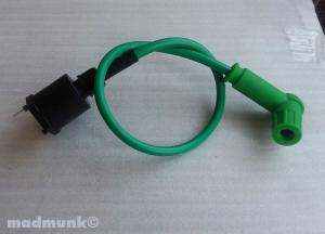 IGNITION COIL GREEN