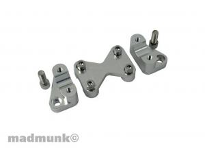 MUNK NEW CNC MOUNT SILVER