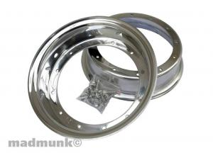 KP DX ALLOY POLISHED 3.0J 10IN RIM