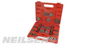 18PCS BRAKE PISTON WIND BACK SET