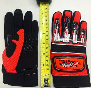 RED GLOVE CHILDREN SIZE 10