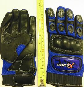 BLUE KNUCKLE GLOVE EXTRA EXTRA LARGE ( SIZE 12)