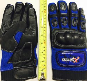 BLUE KNUCKLE GLOVE EXTRA LARGE ( SIZE 11)