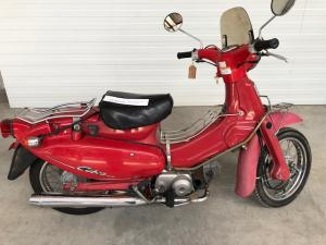 1998 HONDA LITTLE CUB 50CC C50-4318403