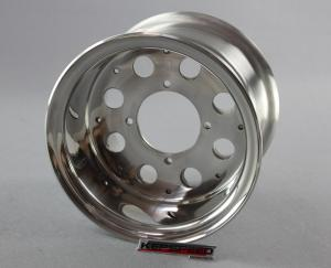 KP MUNK 4.00 X  8 INC HIGH POLISHED SPLIT RIMS ALLOY