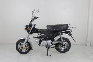 DX EURO 4  50CC BIKE IN BLACK GLOSSY  FRAME