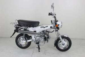 DX EURO 4  50CC BIKE IN MATT WHITE  FRAME