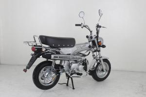 DX EURO 4  50CC BIKE IN GREY METALIC GLOSSY  FRAME