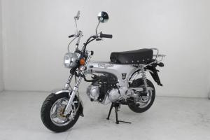 DX EURO 4  125CC BIKE IN GREY METALIC GLOSSY  FRAME