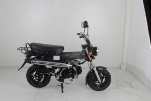 DX EURO 4   125CC BIKE IN GUNMETAL DARK GREY MATT FRAME